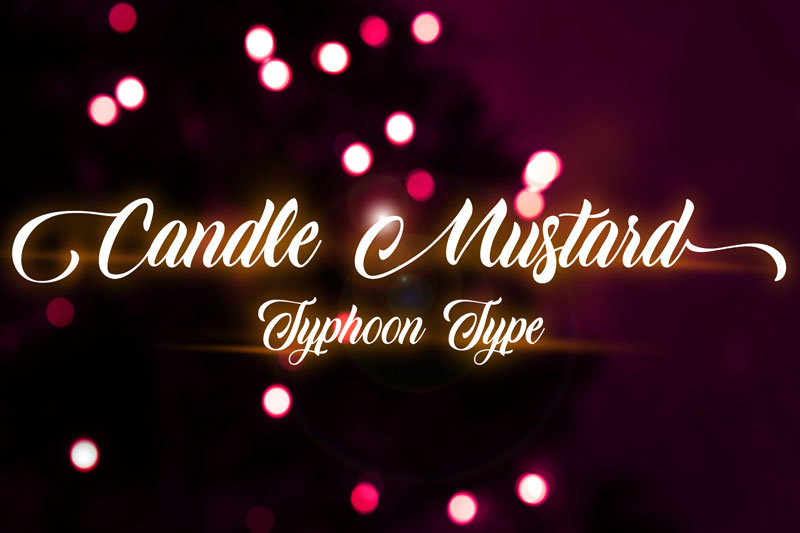 candle-mustard