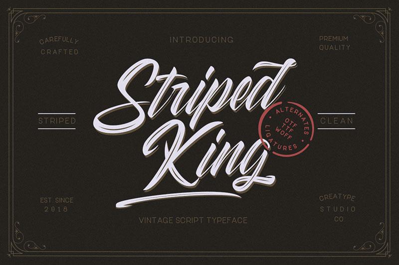 striped-king