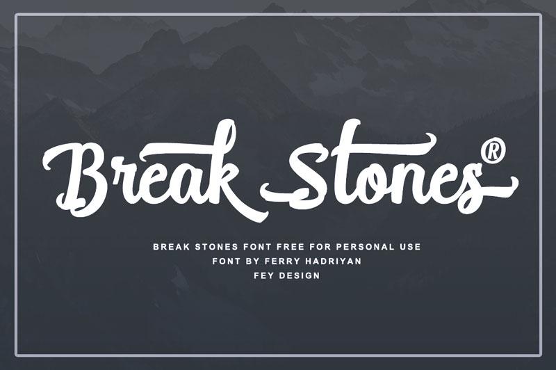 break-stones