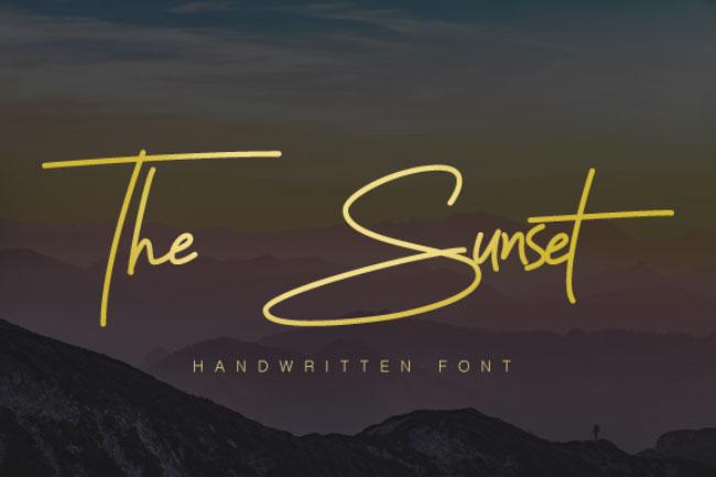 the-sunset