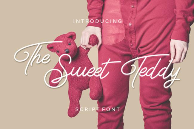 the-sweet-teddy