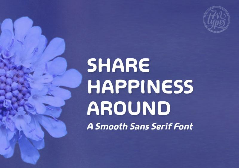 share-happiness-around