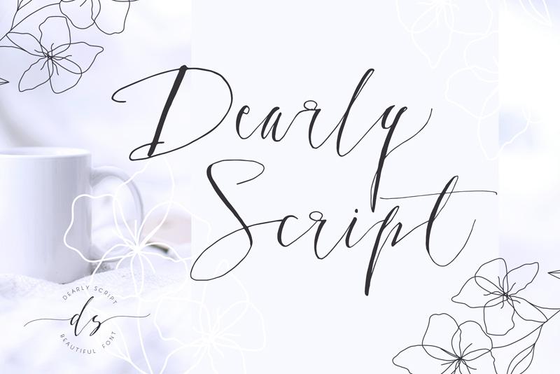 dearly-script
