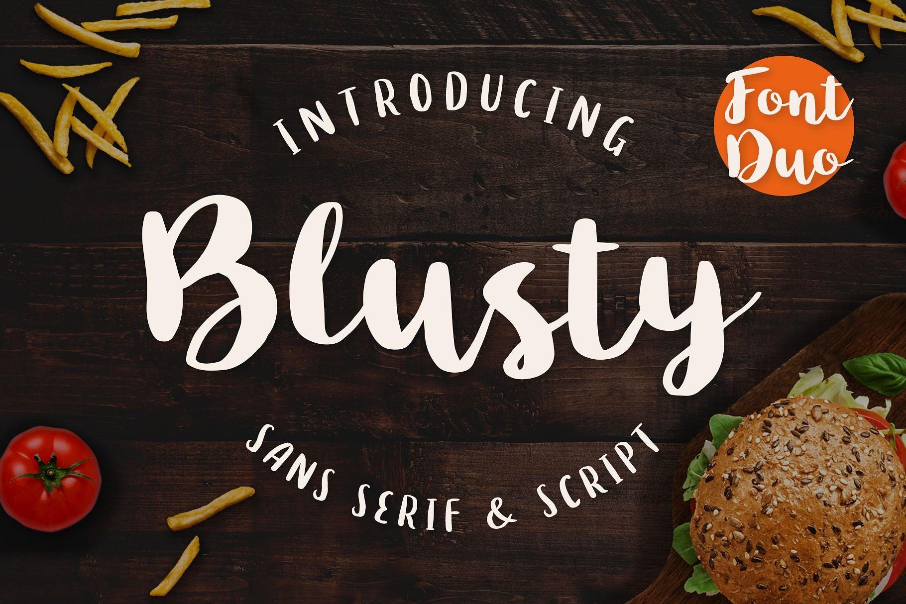 blusty-script