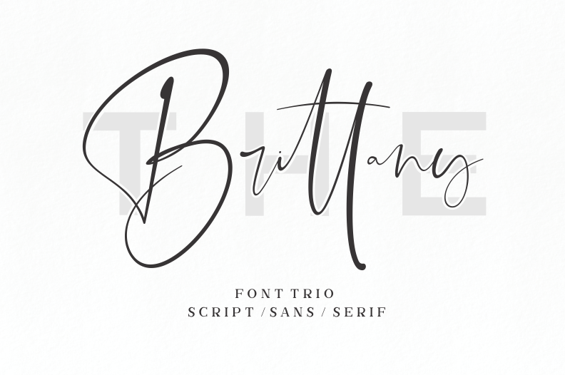 the-brittany-serif