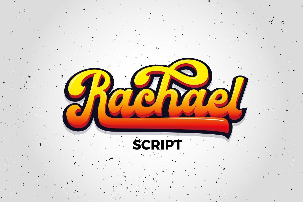 rachael-script