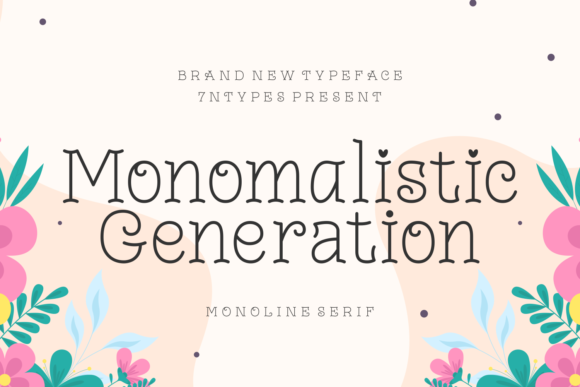 monomalistic-generation