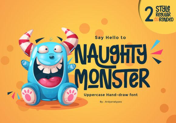 naughty-monster