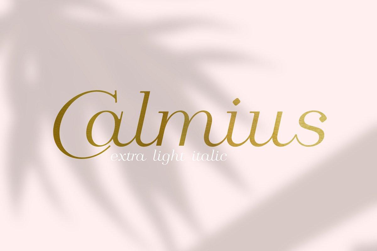 calmius-el-italic