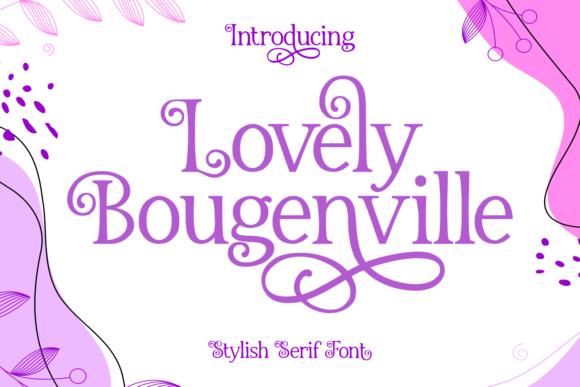 lovely-bougenville