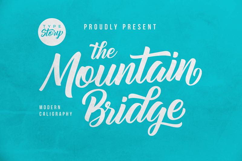 mountain-bridge
