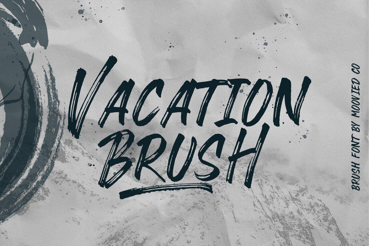 vacation-brush