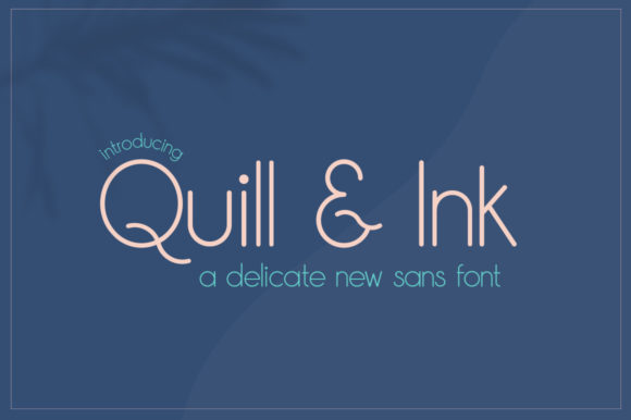 quill-ink