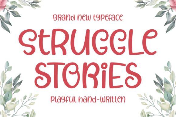 struggle-stories