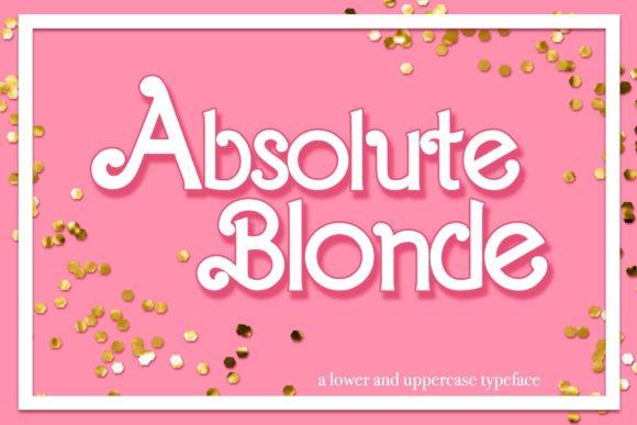 absolute-blonde