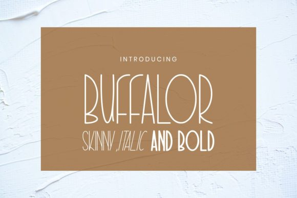 buffalor