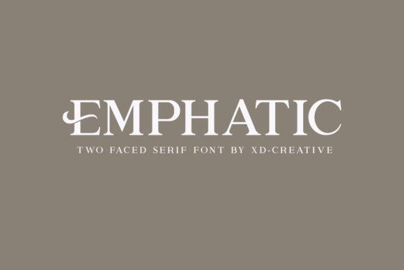 emphatic