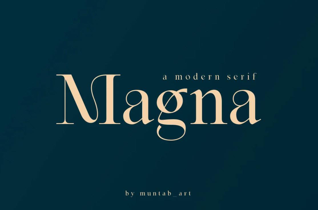 magna-font