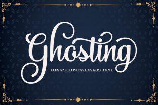ghosting-font