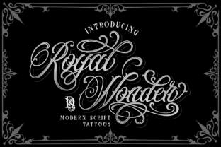 royal-wonder-font