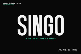 singo-font