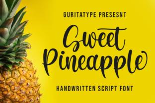 sweet-pineapple-font