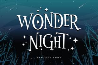 wonder-night-font