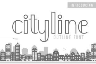 cityline-font