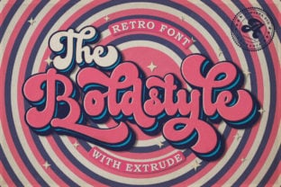 the-boldstyle-font