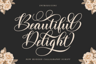 beautiful-delight-font