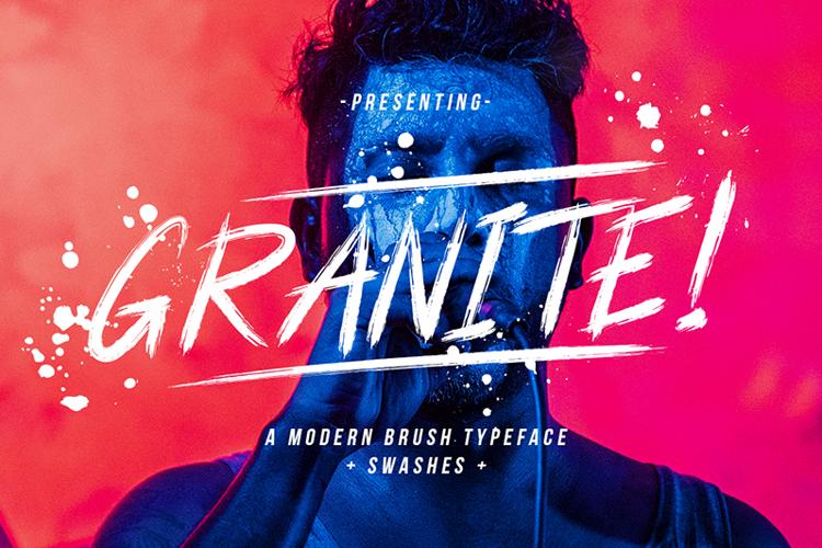 granite-font