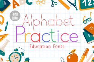 alphabet-practice-font