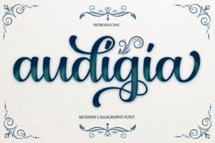 audigia-font