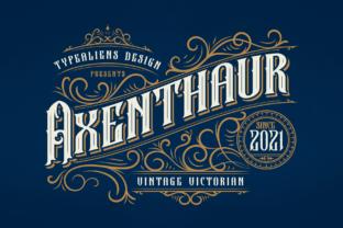 axenthaur-font