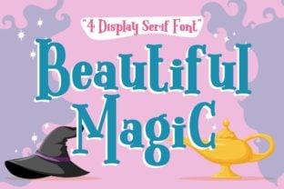 beautiful-magic-font