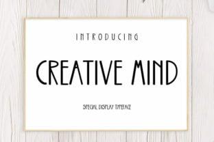 creative-mind-font