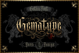 gematype-font