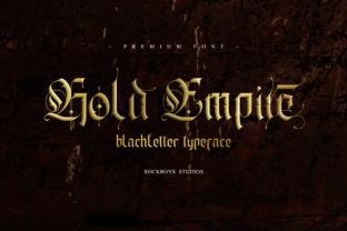gold-empire-font