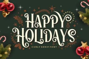 happy-holidays-font