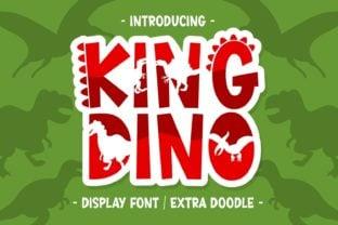 king-dino-font