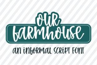our-farmhouse-font