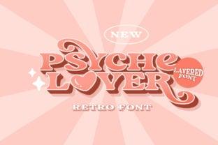 psyche-lover-font