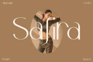 safira-font
