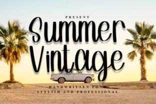 summer-vintage-font