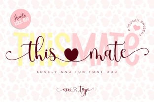 this-mate-font