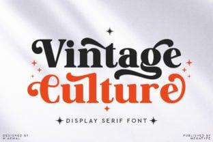 vintage-culture-font