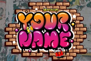 your-name-font