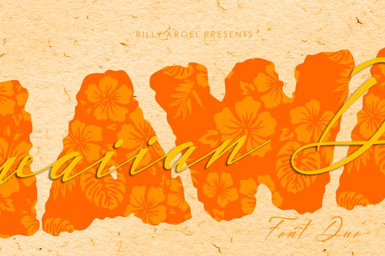 hawaiian-dreams-font