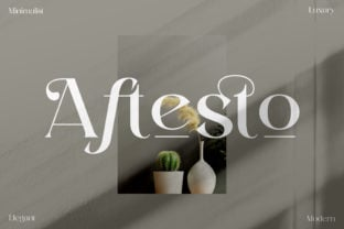 aftesto-font