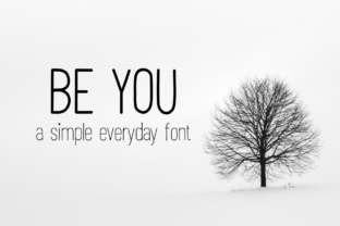 be-you-font